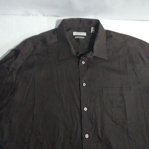 Joseph Aboud Dress shirt  Tall 18 36/37